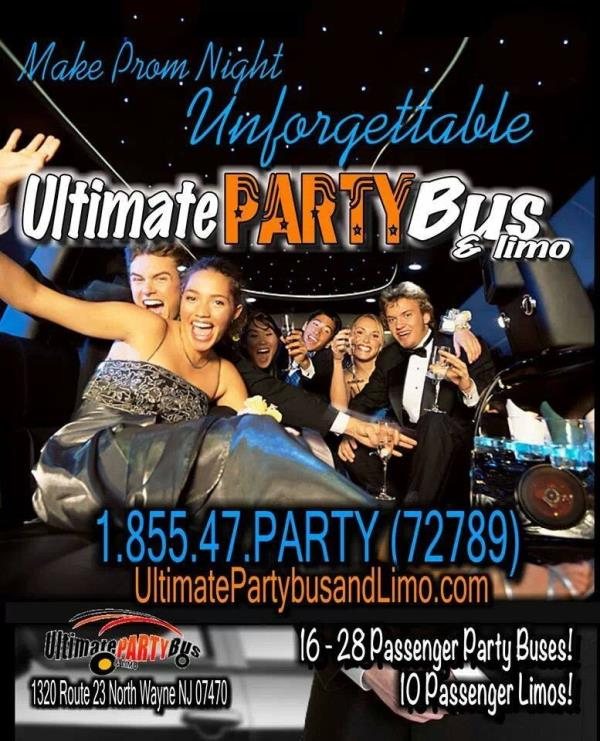 Bachelor Party NJ Limo
