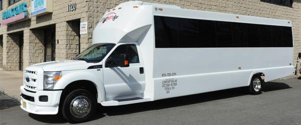 Wayne NJ Party Bus Services